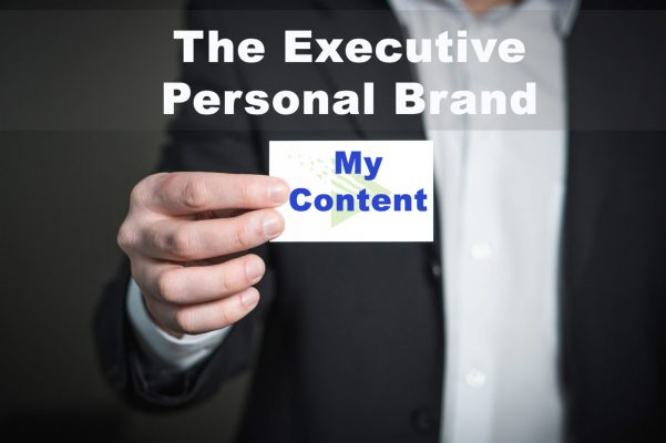Personal Brand for Executives