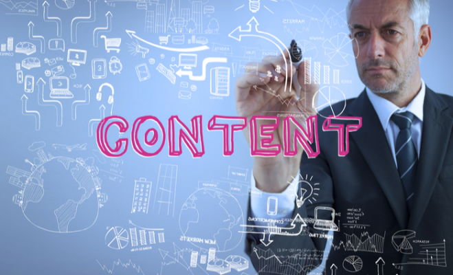 Content production vs Content Marketing