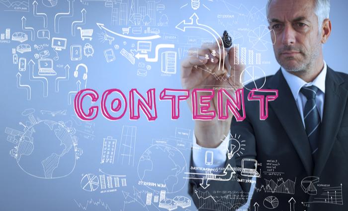 Content production vs Content Marketing