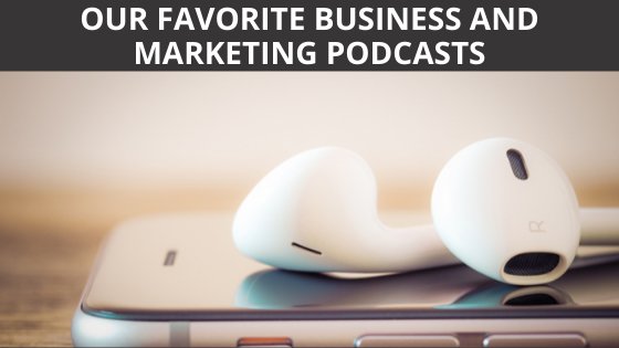 listen to business podcasts