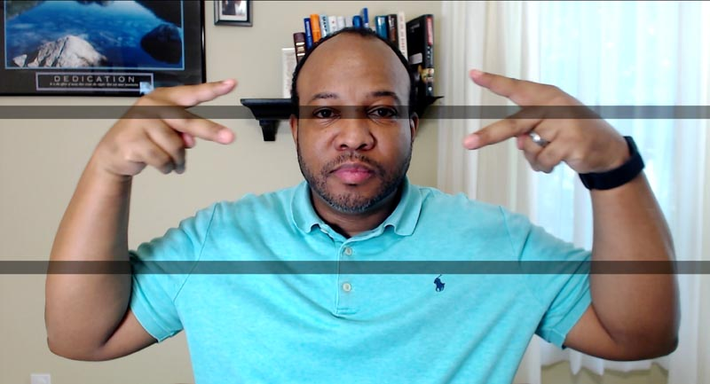 Rule of Thirds - Virtual Video Presentation Tips