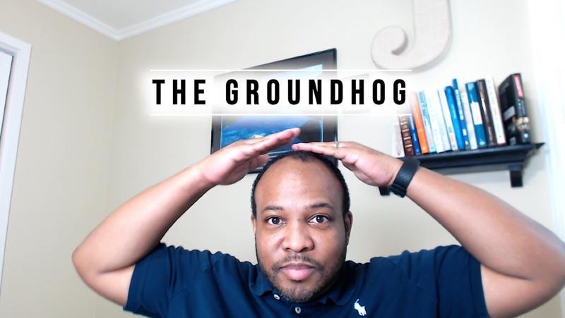 The Groundhog - Virtual Video Presentation Tips
