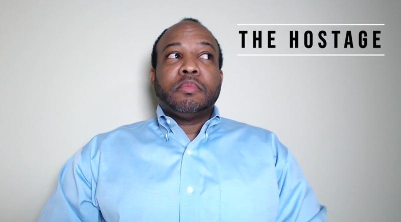 The Hostage - Virtual Video Presentation Tips