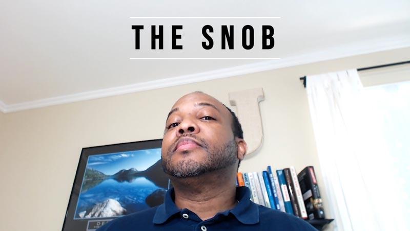 The Snob - Virtual Video Presentation Tips