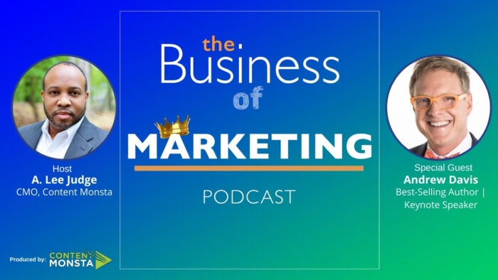 Andrew Davis - Business of Marketing Podcast