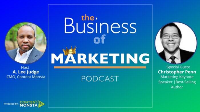 Christopher Penn - Business of Marketing Podcast