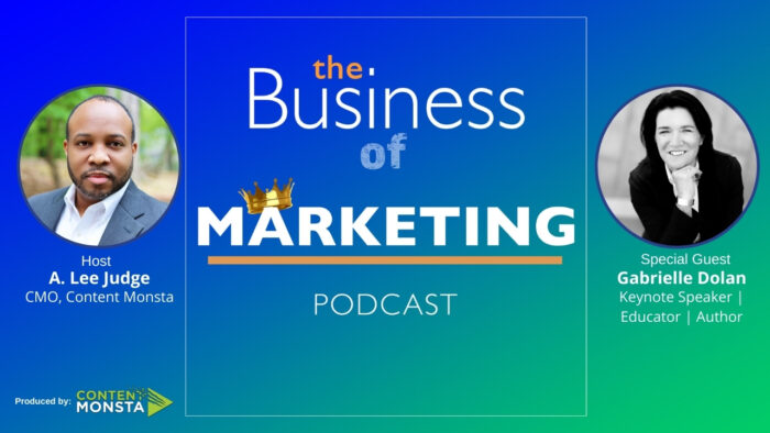 Gabrielle Dolan - Business of Marketing Podcast