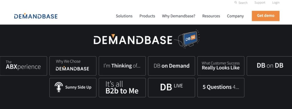 Demandbase TV
