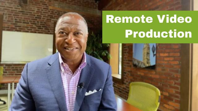 Remote Video Shoot